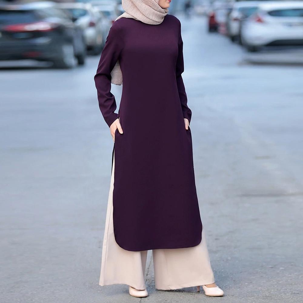 Ramadan Eid Mubarak Abaya Dubai Turkey Hijab Muslim Sets Dress Islam Clothing For Women Ensembles Musulman Kaftan Robe Femme Ete