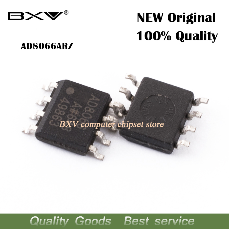 5pcs/lot AD8066 AD8066A AD8066AR AD8066ARZ Sop-8 Chipset New Original