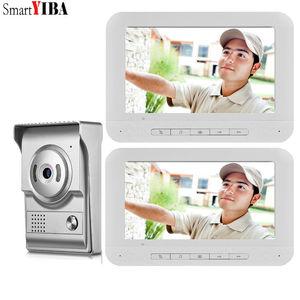 Image 1 - SmartYIBA Video Ring Doorbell Camera Visual Intercom Night Vision Two Way Intercom Video Door Phone Video Door Entry Phone Call