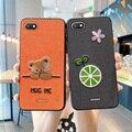 Роскошный вышитый чехол для телефона xiaomi redmi 6A 7A note 8 pro 5A K30 K20pro 5plus redmi note 4 3 3D Модный мягкий силиконовый чехол