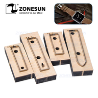 ZONESUN Apple 23 20 Watch Strap Custom Leather Cutting Die Leather Punching Tool Watchband Cutting Mold Steel Rule Die