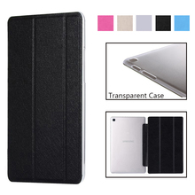 Tablet case for funda Samsung Galaxy Tab A 10.1 2019 case SM-T510 SM-T515 t510 leather flip cover stand case protective shell case for samsung galaxy tab a 10 1 2019 sm t510 sm t515 wi fi lte flip tablet cover pu leather smart magnetic stand shell coque