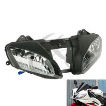 купить Motorcycle Headlight Head light Headlamp Assembly For SUZUKI Honda Yamaha YZF R6 YZF-R6 YZF R6S 2006-2009 по цене 5089.35 рублей