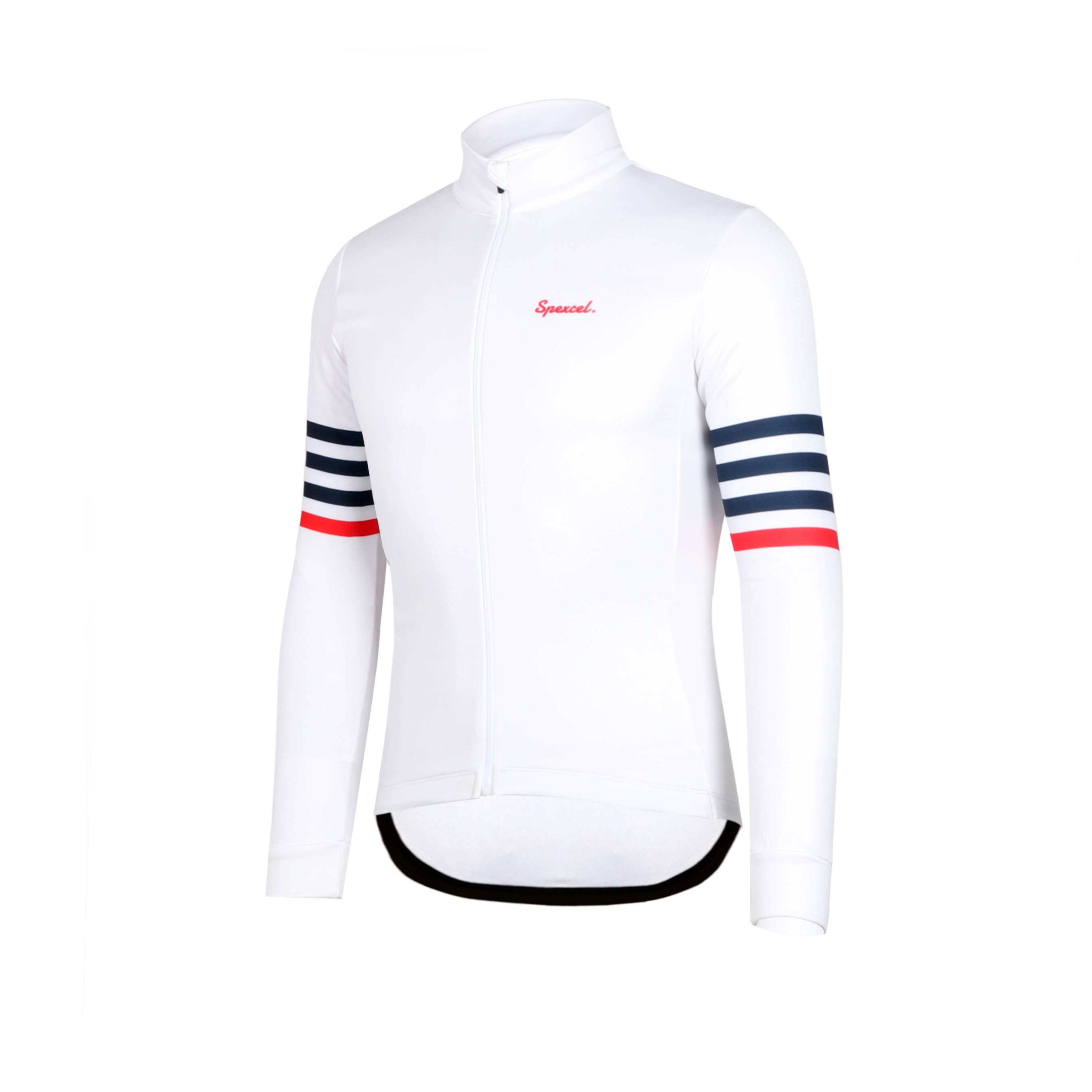 SPEXCEL 2019 NEW stripe winter thermal fleece Cycling Jersey Road bicycle clothes Spain Ropa Ciclismo bike shirt|Cycling Jerseys| |  - title=