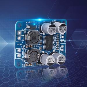 Image 3 - TPA3118 PBTL Mono DC8 24V 60W Digital Audio Amplifier Board AMP Module Chip 1X60W 4 8 Ohms Replace TPA3110