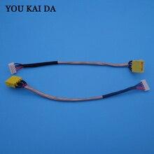 Nowy LAPTOP zasilania DC kabel typu jack gniazdo ładowania złącze wiązki przewodów dla LENOVO G700 Z710 G710 G700 5939