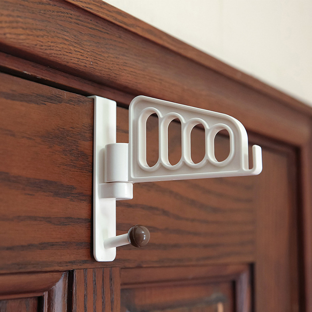 Thickened Door Hook Home Over Door Clothes Coat Bag Towels Storage Hanger Hooks Bathroom Kitchen Storage Rack Hanger Wieszak