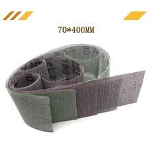 Наждачная бумага для автомобиля 20 шт 400*70 мм сетчатые шлифовальные