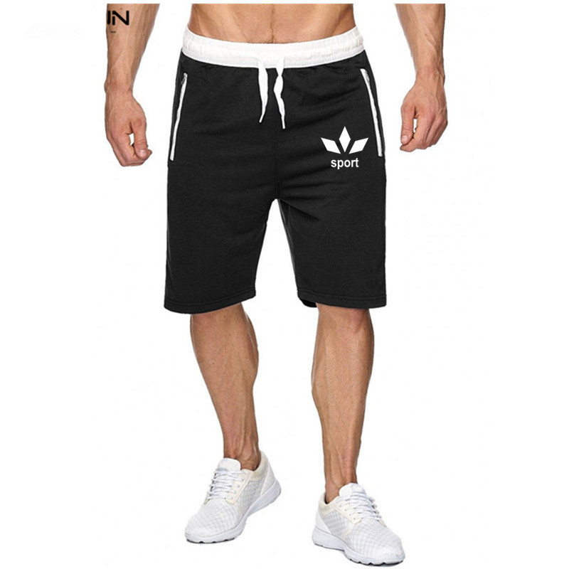 Musclemen Gyms Shorts 3D Printed  Casual Joggers Shorts Bodybuilding Sweatpants Fitness Men Workout Acitve Shorts