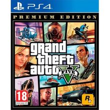 Gta 5 edição premium ps4 jogo
