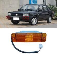 CAPQX dla VW Santana 1991 1994 1998 1999 2000 2001 2002 2003 2005 2006 2007 z przodu światło na zderzak lampka kierunkowskazu wskaźnik światła