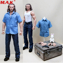 Collectible figure 1/6 Con Air Nicolas Cage Action Figure model without the box