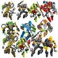 2021 конструктор Hero Factory Bionicle умарак Разрушитель робот-Солдат Цифры конструкторных блоков, Детские кубики, игрушки Juguetes Рождественский подар...