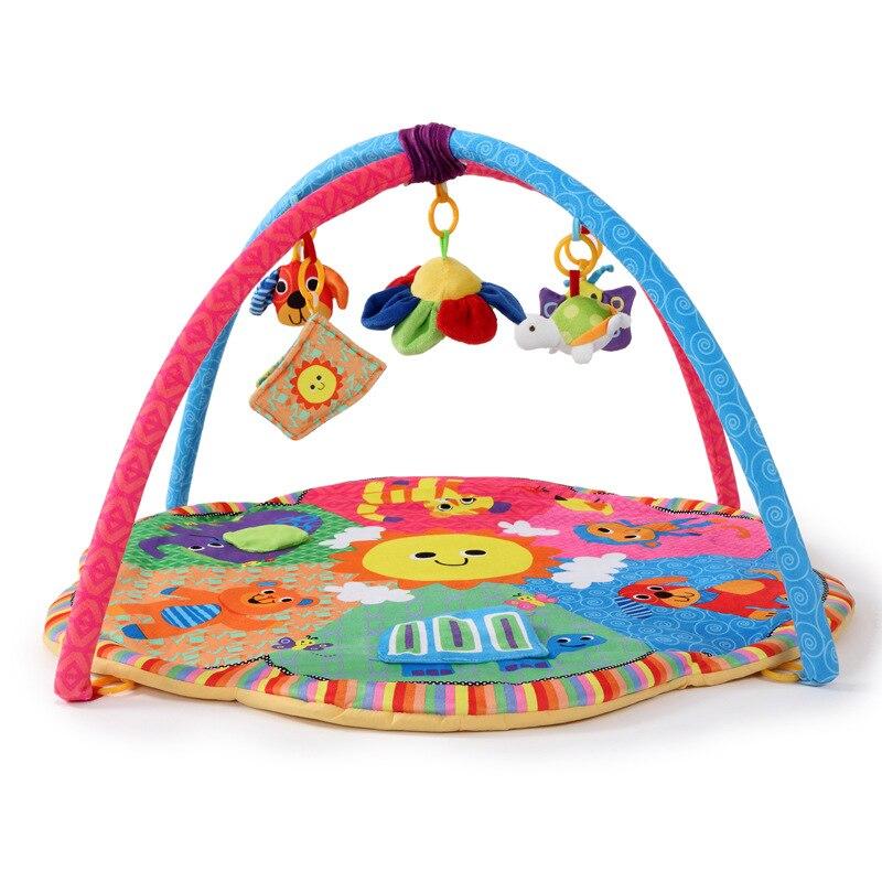Jouet bébé tapis de Gym tapis de jeu tapis Musical enfants Caterpillar tapis d'activité bébé pour enfants jouet éducatif loisirs - 5