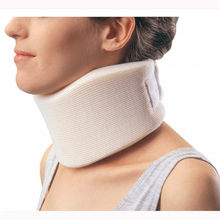 OLOEY Adjustable Foam Health Care Neck Braces Collar Dislocation Fix Cervical Pain Relief Posture Corrector Neck Supports Caring