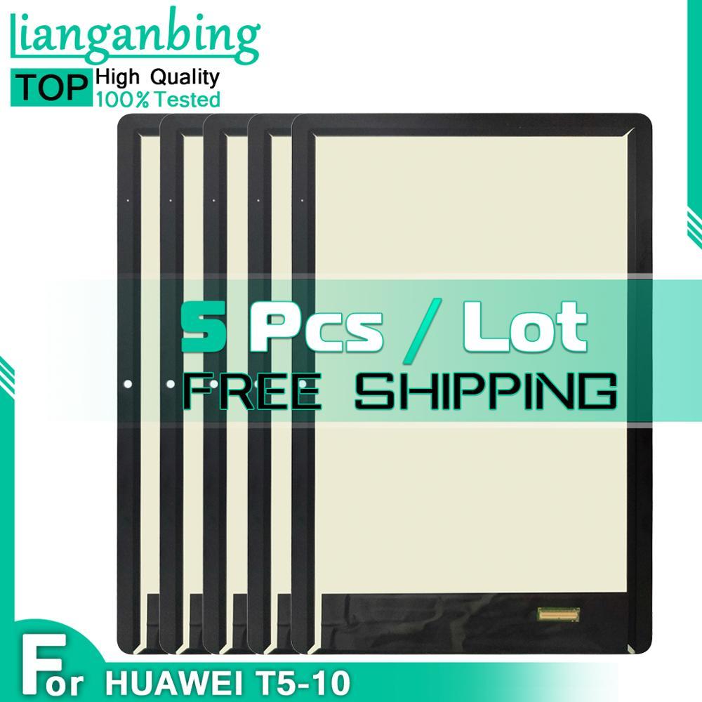 5 шт./лот ЖК-дисплей для Huawei MediaPad T5 10 AGS2-L09 AGS2-W09 AGS2-L03 AGS2-W19 10,1