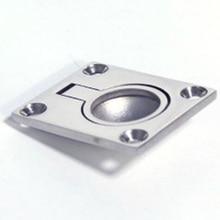 Boat Marine Ring Handle Flush Hatch Locker Cabinet Pull Lift 316 Stainless Steel