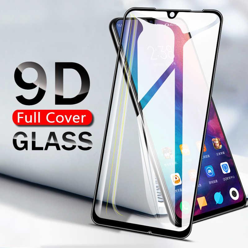 9D מגן זכוכית על לxiaomi Redmi K20 6 פרו 6A 7 7A 8 8A S2 הערה 6 7 8 פרו מסך מגן מזג זכוכית סרט מקרה