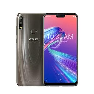 Image 4 - ASUS ZenFone Max Pro (M2) ZB631KL 4GB RAM 64GB ROM 6.3 cala 4G LTE Smartphone twarz ID 5000mAh Android 8.1