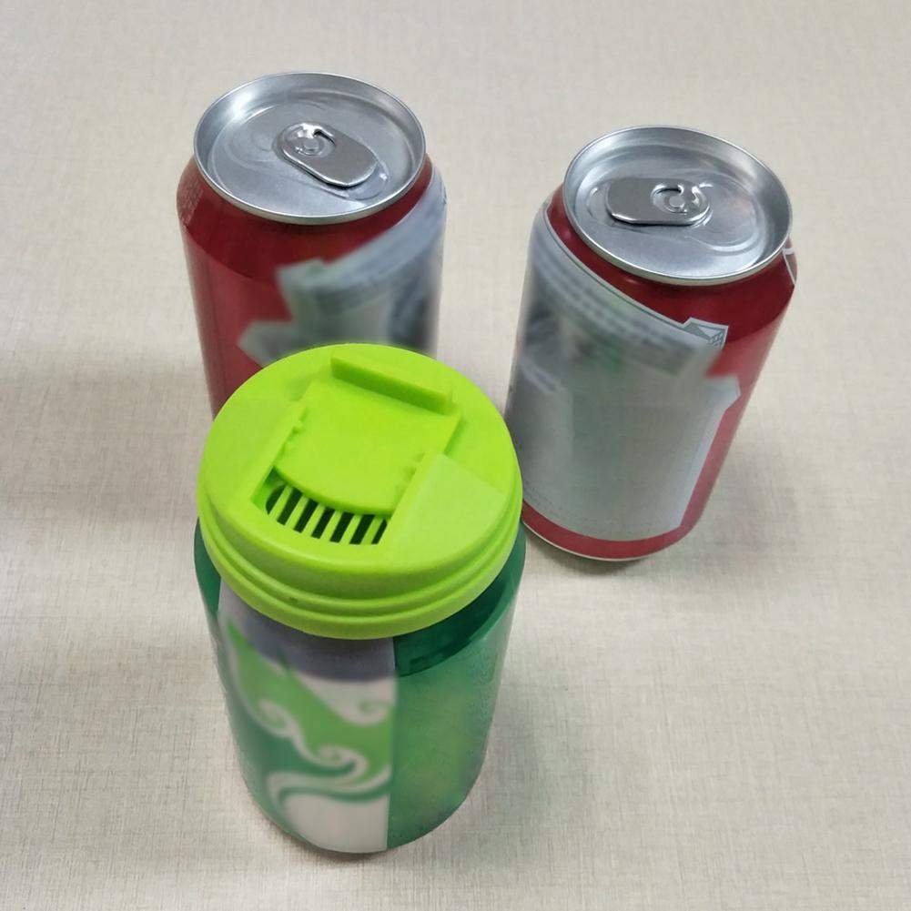 Reusable Soda Saver Beer Beverage Can Cap Top Cover Lid Protector Lid Protecba
