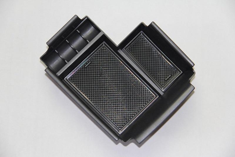 Armrest Storage Box Holder For KIA K3 Cerato Forte BD 2019 2020 Interior Organizer Central Console Glove Tray