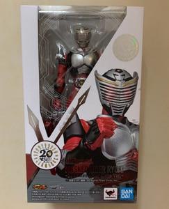 "Image 4 - Original BANDAI SPIRITS S.H. Figuarts (SHF) Action Figure   Kamen Rider Ryuki (20 Kamen Rider Kicks Ver.) ""Masked Rider Ryuki"""