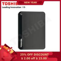 Toshiba Canvio ADVANCE Connect II 2.5 External Hard Drive 500G/1TB/2TB USB 3.0 HDD Hard Disk Desktop Laptop Storage Devices HD