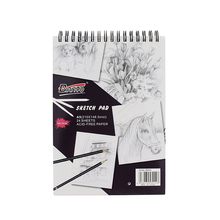 24Sheet A4/A5 Sketch Book for Art Student Sketching Painting Sketchbook 160gsm Supplies