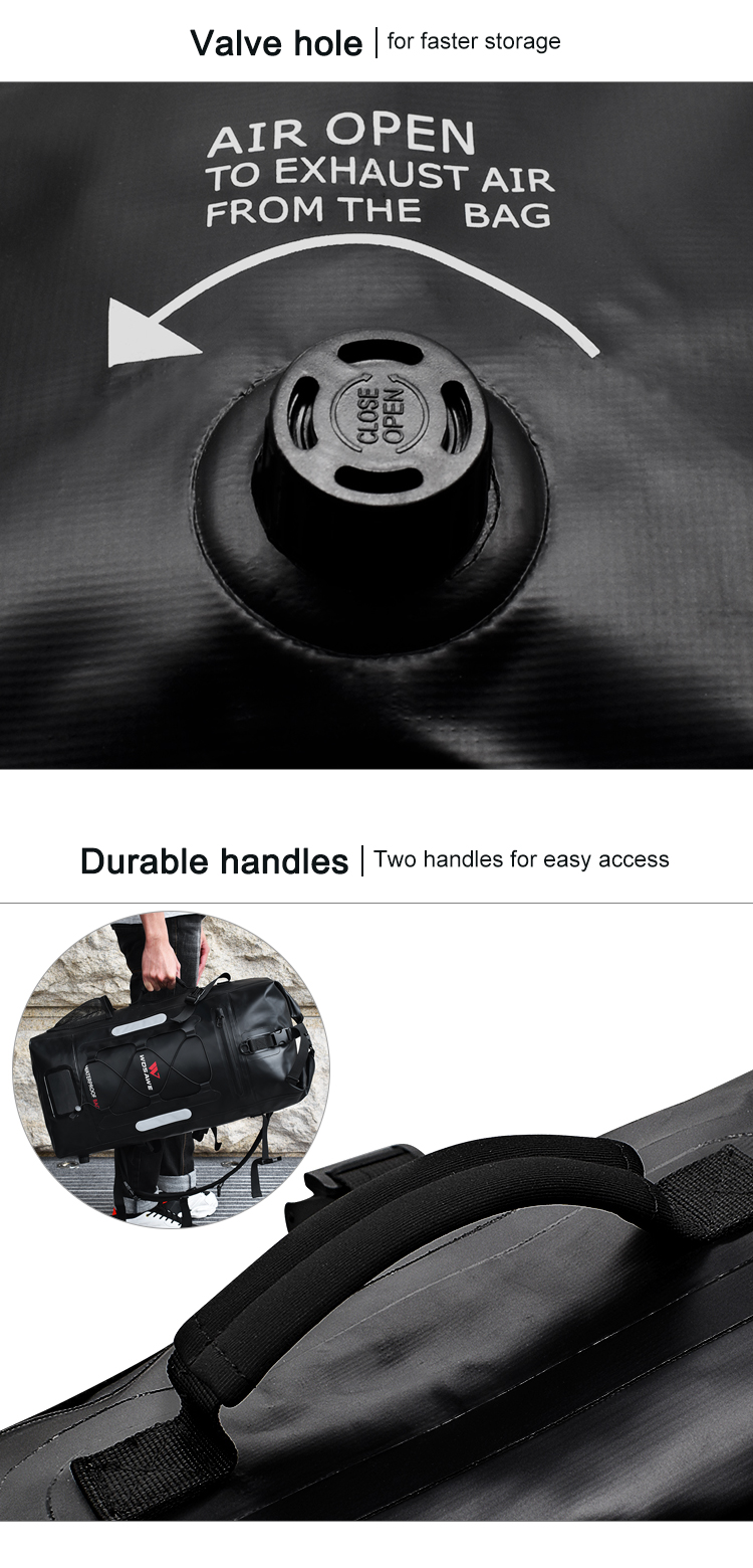 WOSAWE мотоциклетный рюкзак сумка водонепроницаемый мотоциклетный туристический багаж сумка мотоциклетный шлем сумки мото Магнитный Танк за...