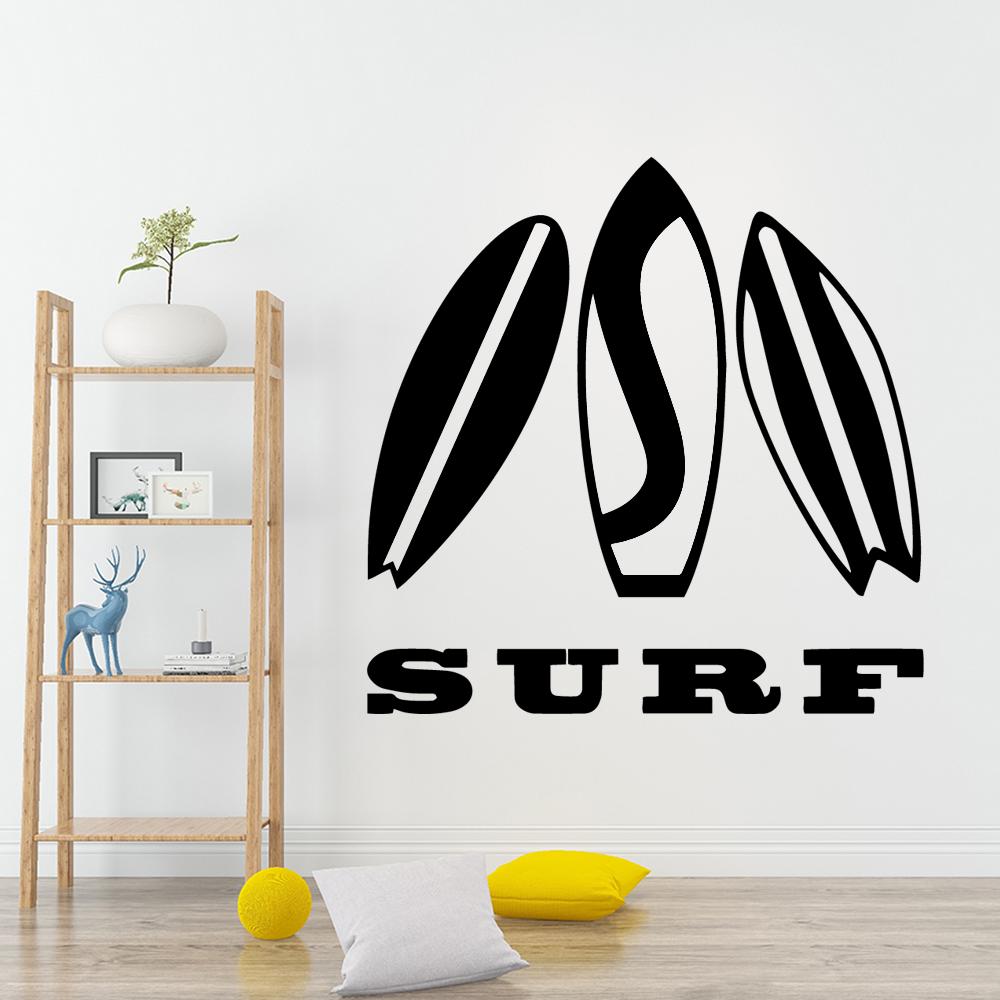 Modern surp Wall Sticker Pvc Wall Art Stickers Modern Fashion Wallsticker Waterproof Wall Decals Wall Decal Home Accessories