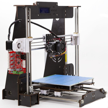 CTC-W5 3D Printer with Power Failure Detection and Resume Printing Supports SD Card Data Input