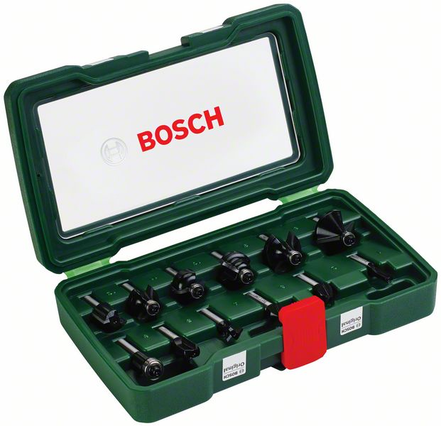 BOSCH-set 12 Strawberries With Insercción From 8 Mm