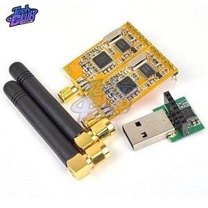 Image 3 - Carte de données série RF sans fil APC220, Module de Communication pour Arduino Kit de bricolage avec antennes, adaptateur de convertisseur USB