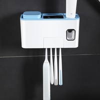 Hot Sale Toothbrush Holder and Toothbrush Sterilizer Uv Sterilizer Toothpaste Holder Cup Holder