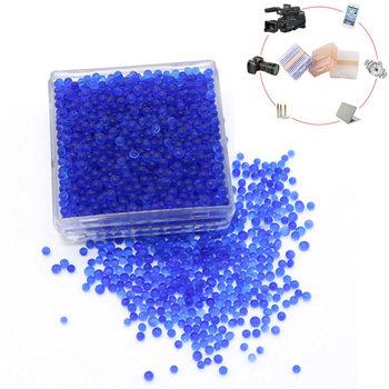 1 sztuk wielokrotnego użytku żel krzemionkowy Box biały pomarańczowy niebieski Silicagel pochłaniacz wilgoci chłonne osuszacz box zmiana osuszanie tanie i dobre opinie 400 ml Pochłaniacz wilgoci Pudełka silica gel desiccant dehumidifier desiccant gel orange silica gel