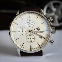 PAGANI DESIGN Quartz Watch Men Top Brand