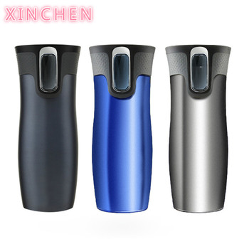 450ml Autoseal Thermos Bottle Coffee Mug Cup 304 Stainless Steel Tumbler Hydro Flask Water Vacuum