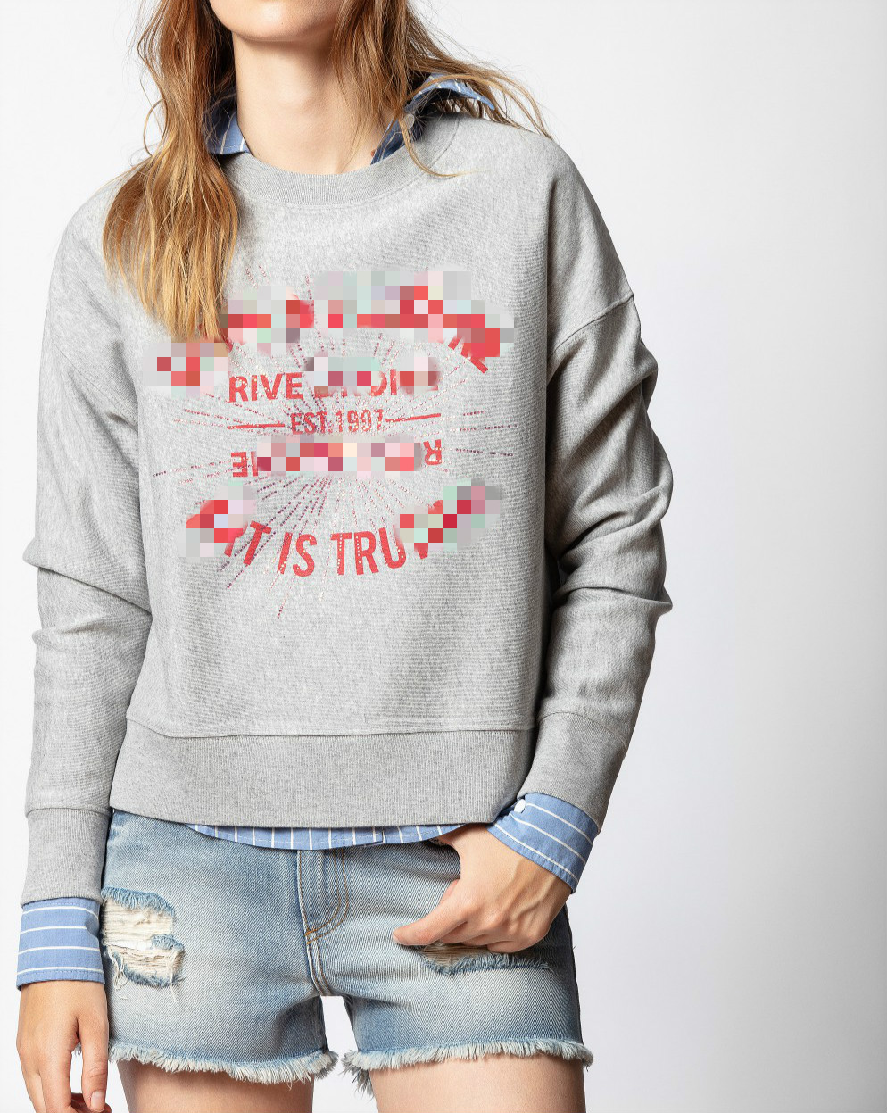 Women Hoodie 2019 Autumn/Winter New Letter Printing Hot Drilling Cotton Women Hoodies