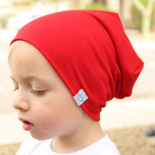 Hats Casual Childrens Beanies New Kids Boys Girls Soft Warm Solid Unisex Knitted