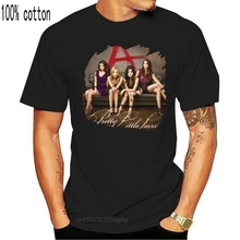 High Quality Drama Tv Series Pretty Little Liars Cotton T Shirt for Womens
