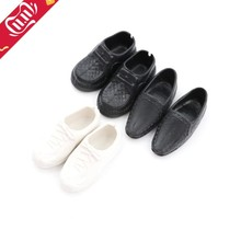 3Pairs/set Fashion Doll Shoes Heels Sandals For Ken Dolls/ For Doll Accessories High Quality Baby Toy(China)