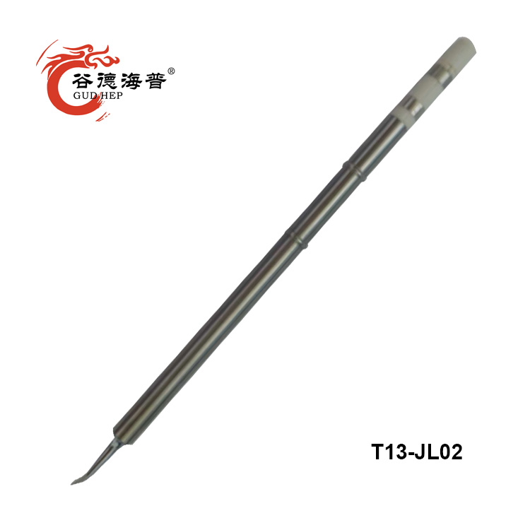 Gudhep T13 Soldering Iron Tips T13-J02 JL02 Welding Tips For FM2026 Soldering Iron FX951 FM203 FX780 FX790 Soldering Station