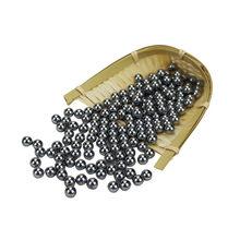 Balle en acier inoxydable pour la chasse, 3mm, 4mm, 5mm, 6mm, 7mm, 8mm, 100 pièces/lot, jouets de plein air, haute qualité, 2019