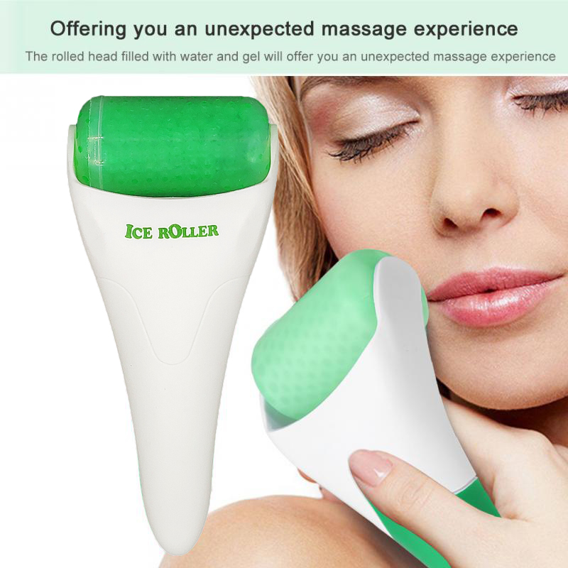 Face Roller Cool Ice Roller Massager Skin Lifting Tool Face Lift Massage Anti-wrinkles Pain Relief Face Lifting Skin Care Tools