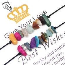 Momiji 2 Pcs Natural Stone Bracelets Set for Women Rope Chain All Handmade Bohemian Wedding Jewelry Charm Bracelets Holiday Gift