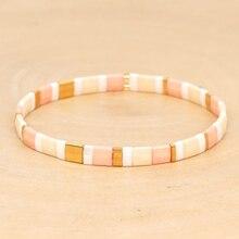 Go2boho Bracelet Miyuki Tila Beads Bracelets For Women Jewelry Boho Pulseras Mujer Moda 2020 Handmade Delica Beads Bead