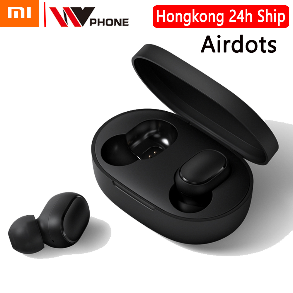 Xiaomi Wireless Earphone Redmi Bluetooth 5.0 Voice-Control Noise-Reduction