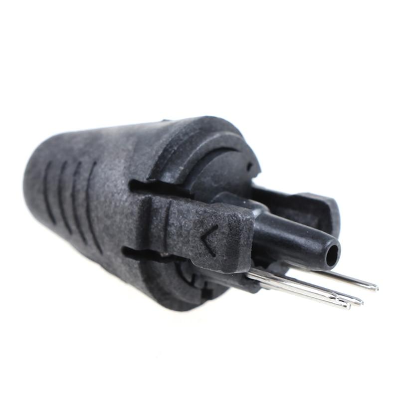 1pcs 0.7mm 3D Printing Pen Nozzle Printer Accessories Second Generation Injector Head Ceramic Nozzle Parts for 3D Printer Pens