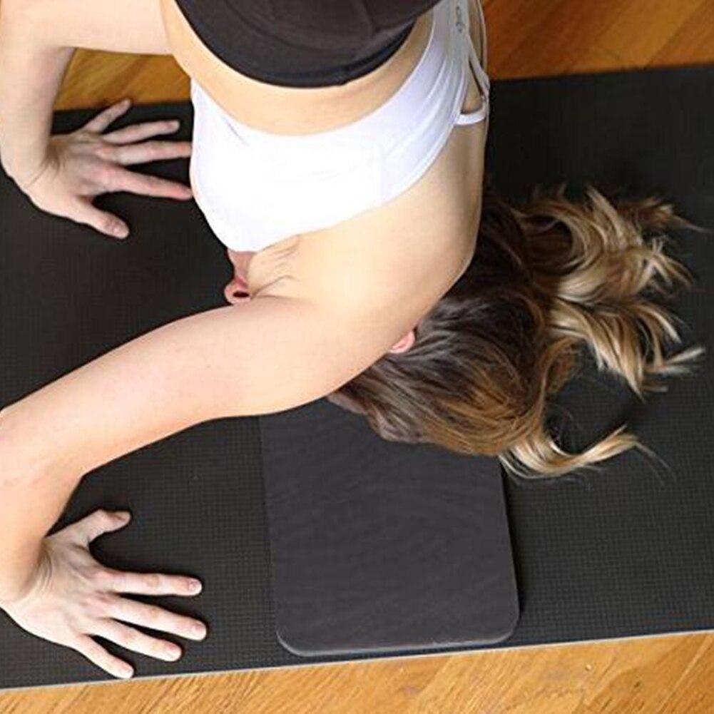 Купить с кэшбэком 60x25x1.5cm Yoga Mat Anti-slip Blanket Health Pilates Fitness Exercise Pad Women Sport Yoga Mat For Beginner