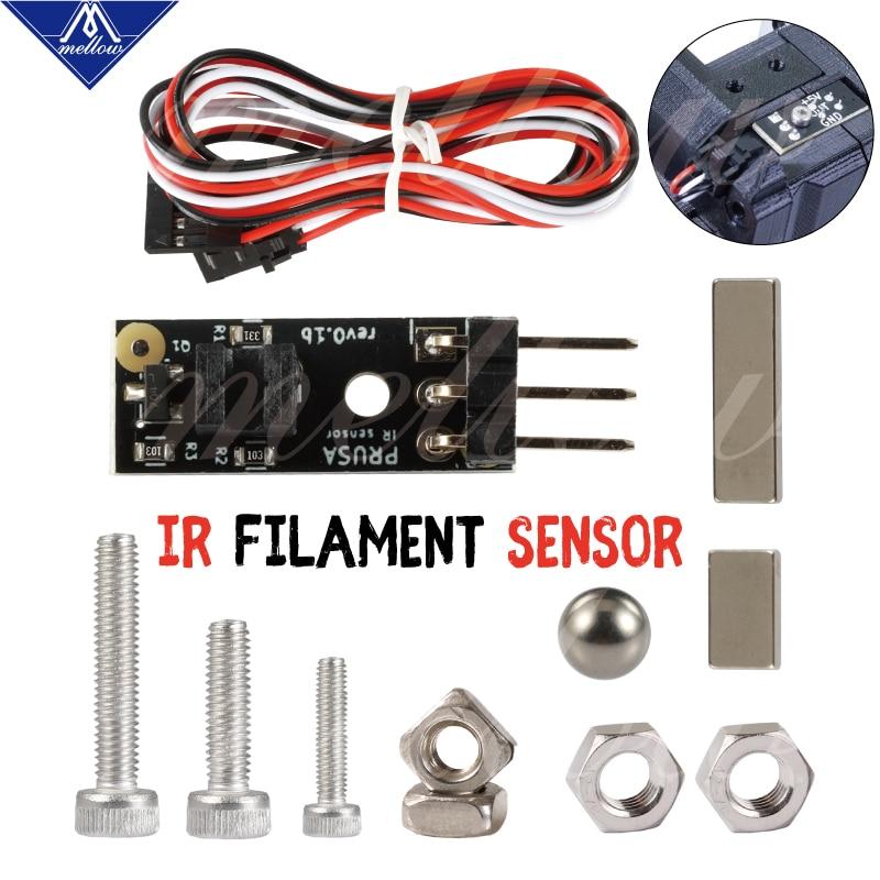 Mellow Prusa I3 Mk2.5-mk3 To Mk2.5s-mk3s Filament Sensor Kits Upgrade Detect Stuck Filament Sensor F
